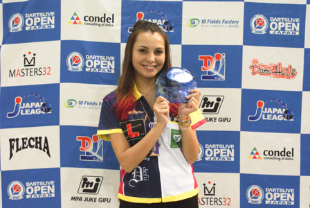 master32ladies32 2nd 優勝者